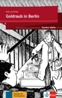 Detektiv Muller: Goldraub in Berlin (Paperback)