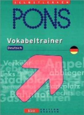 Pons German Series: Pons Vokabeltrainer Deutsch (Paperback)