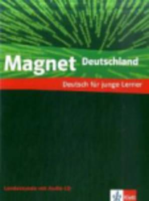 Magnet: Magnet Deutschland - Landeskunde MIT Audio-CD