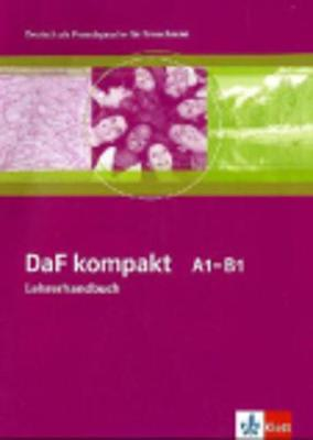 DaF Kompakt: Lehrerhandbuch (Paperback)