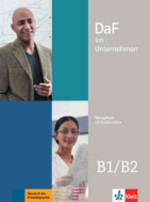 Daf im Unternehmen - Ausgabe in 2 Banden: Ubungsbuch + Audios online (Paperback)