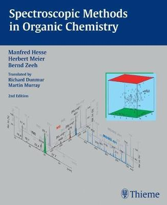Spectroscopic Methods in Organic Chemistry, 2nd Edition 2007 - Foundations series (Paperback)