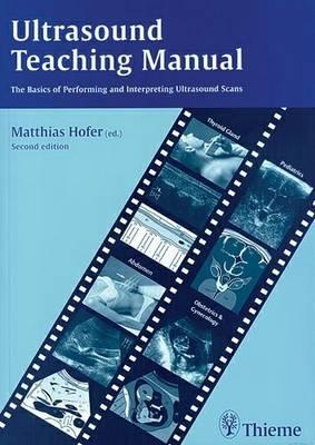 Ultrasound Teaching Manual (Paperback)