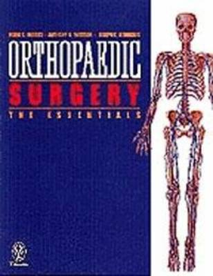 Orthopedic Surgery: The Essentials (Paperback)