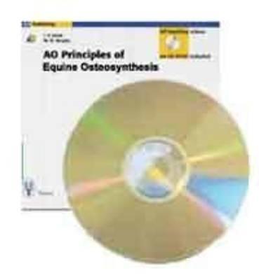 AO Principles of Equine Osteosynthesis: Reihe: AO Publishing - AO-Publishing (Hardback)