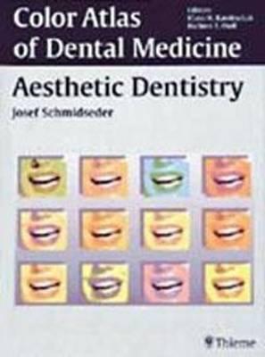 Color Atlas Aesthetic Dentistry - Color Atlas of Dental Medicine (Hardback)