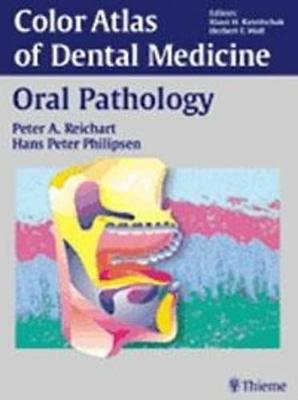 Oral Pathology - Farbatlanten engl. (Hardback)