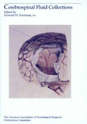 Cerebrospinal Fluid Collections (Hardback)