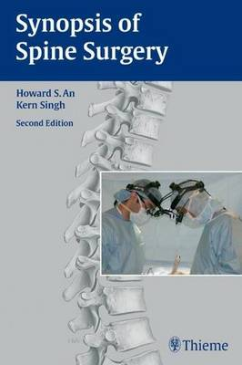 Synopsis of Spine Surgery (Paperback)