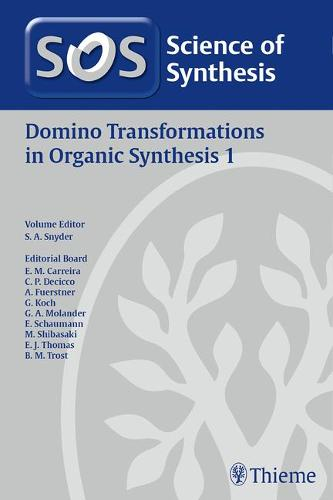 Applications of Domino Transformations in Organic Synthesis, Volume 1 (Hardback)