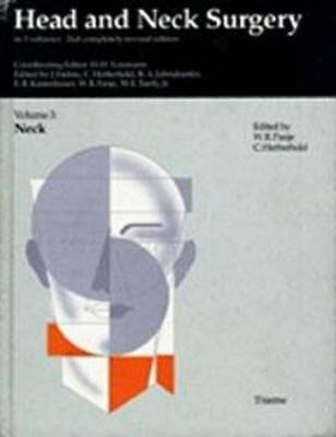 Vol. 3: Neck: . Zus.-Arb.: Coordinating Editor: H.H. Naumann Edited by J. Helms, C. Herberhold, R.A. Jahrsdoerfer, E.R. Kastenbauer, W.R. Panje, M.E. Tardy, Jr. ... (Hardback)
