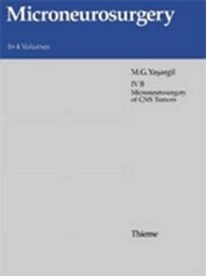 Volume III B: AVM of the Brain, Clinical Considerations, General and Special Op: . Zus.-Arb.: M.G. Yasargil (Hardback)