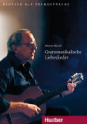 Grammatikalische Liebeslieder: Audio-CD