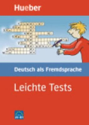 Hueber dictionaries and study-aids: Leichte Tests (Paperback)