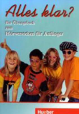 Alles Klar?: Ubungsbuch (Paperback)