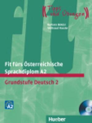 Lehrbuch A2 mit integrieter CD