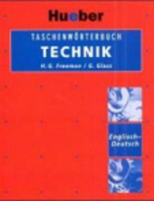 Taschenworterbuch Technik: Technical Pocket Dictionary English-German (Paperback)