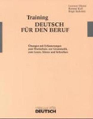 Training Deutsch fur den Beruf: Textbuch (Paperback)