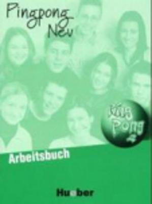 Pingpong Neu: Arbeitsbuch 2 (Paperback)