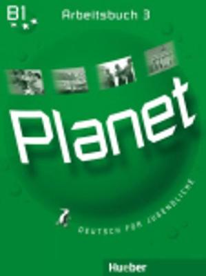 Planet: Arbeitsbuch 3 (Paperback)