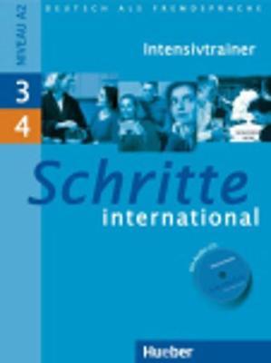 Schritte International: Intensivtrainer MIT Audio-CD 3 & 4