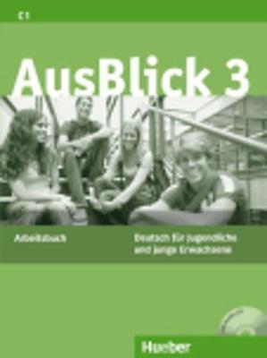 Ausblick: Arbeitsbuch 3 mit eingelegter Audio-CD