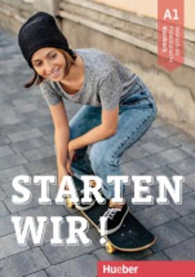 Starten wir!: Kursbuch A1 (Paperback)
