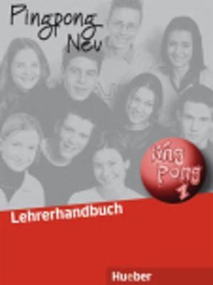 Pingpong Neu: Lehrerhandbuch 1 (Paperback)