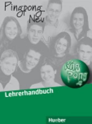 Pingpong Neu: Lehrerhandbuch 2 (Paperback)