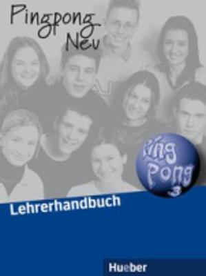 Pingpong Neu: Lehrerhandbuch 3 (Paperback)
