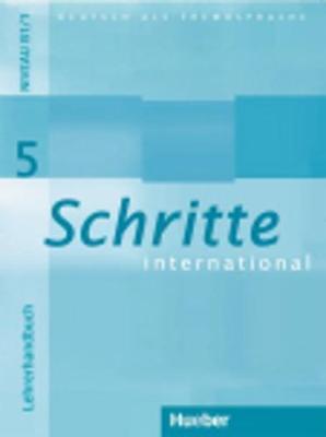 Schritte International: Lehrerhandbuch 5 (Paperback)