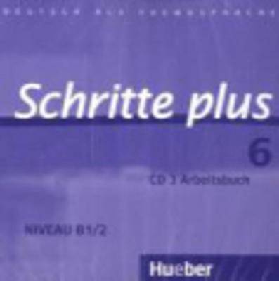 Schritte Plus: CD zum Arbeitsbuch 6 (1)