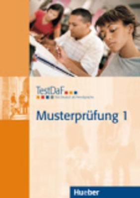 Fit fur den TestDaF: TestDaF Musterprufung 1 - Heft mit Audio-CD
