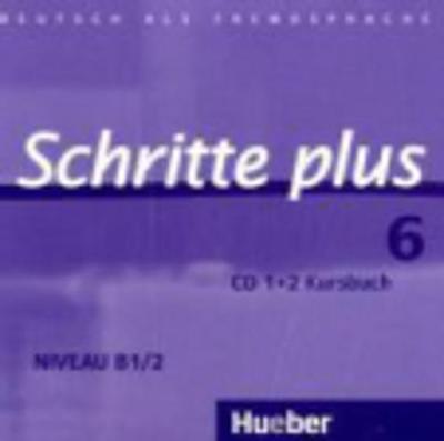 Schritte Plus: CDs zum Kursbuch 6 (2)