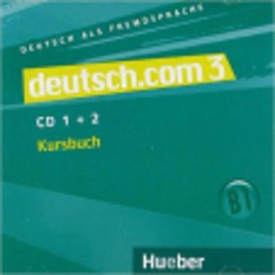 deutsch.com: CDs zum Kursbuch 3