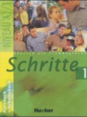 Schritte: Kurs- Und Arbeitsbuch 1 MIT CD Zum Arbeitsbuch