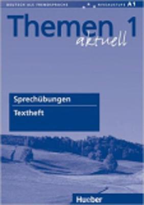 Themen Aktuell: Sprechubungen - Textheft (Paperback)