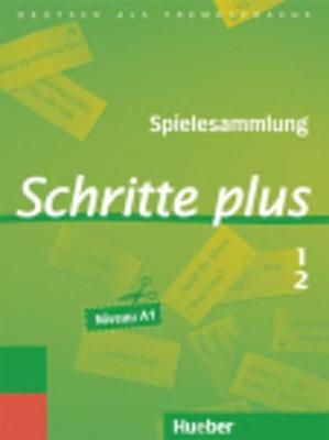 Schritte Plus: Spielesammlung zu Band 1 & 2 (Paperback)