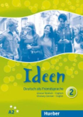 Ideen: Glossar Deutsch-Englisch 2 (Paperback)