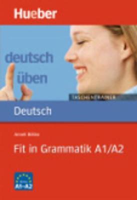Deutsch uben - Taschentrainer: Fit in Grammatik A1/A2 (Paperback)