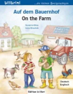 Auf dem Bauernhof / On the farm (Hardback)