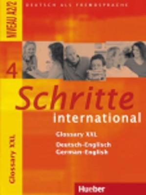 Schritte International: Glossar XXL 4 (Paperback)