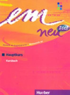 Em neu Hauptkurs: Kursbuch (Paperback)