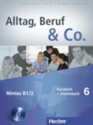 Alltag, Beruf & Co.: Kurs- Und Arbeitsbuch 6 MIT Audio-CD Zum Arbeitsbuch