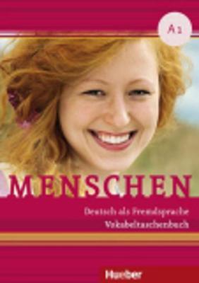 Menschen: Vokabeltaschenbuch A1 (Paperback)