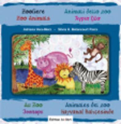 Zootiere / Zoo Animals (Hardback)