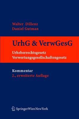 Praxiskommentar Zum Urheberrecht: Osterreichisches Urheberrechtsgesetz Und Verwertungsgesellschaftengesetz (Book)
