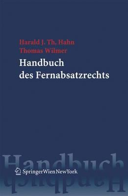 Handbuch DES Fernabsatzrechts (Hardback)