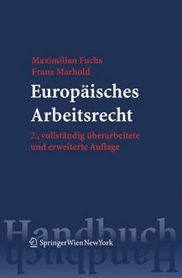 Europaisches Arbeitsrecht (Book)