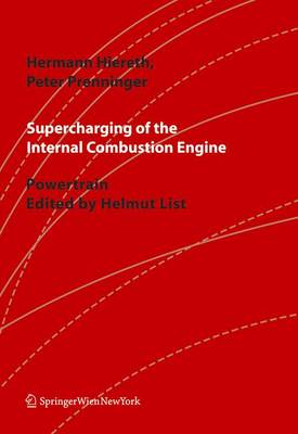 Charging the Internal Combustion Engine - Powertrain (Hardback)
